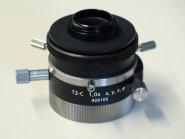 Kamera-Adapter T2-C 1 1,0x, justierbar