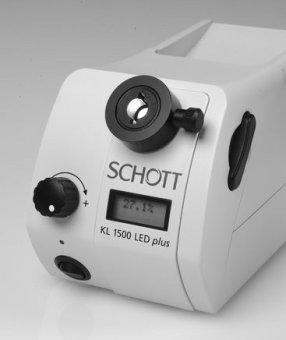 Kaltlichtquelle Schott KL 1500 LED +