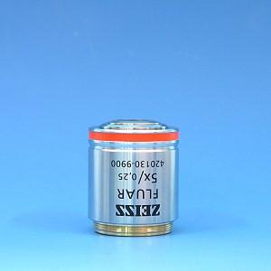 Objektiv Fluar 5x/0,25 M27 (a=12,5mm)