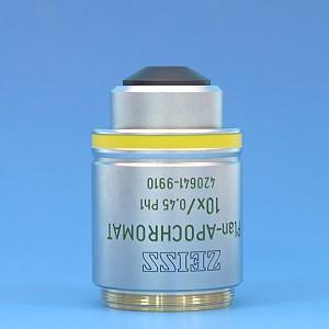Objektiv Plan-Apochromat 10x/0,45 Ph1 M27