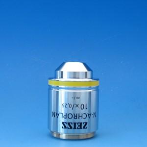 Objektiv N-Achroplan 10x/0,25 M27