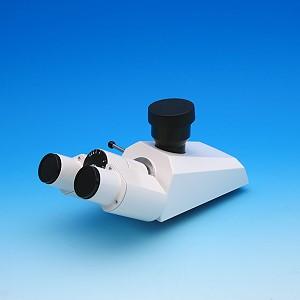 Binokularer Fototubus 30°/23 (50:50), umgekehrtes Bild