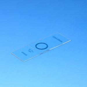 Objektmikrometer für Durchlicht 5 + 100/100y d=0,16mm