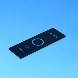 Objektmikrometer für Auflicht 5 + 100/100y d=0mm