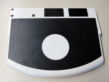 Zeiss Tischstativ Stativplatte 450