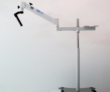 Flexi Bodenstativ mit Neigekupplung