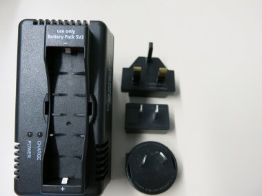 Ladegerät Battery Charger BCV2 für Saphiro²