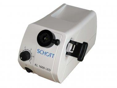 Kaltlichtquelle Schott KL 1600 LED