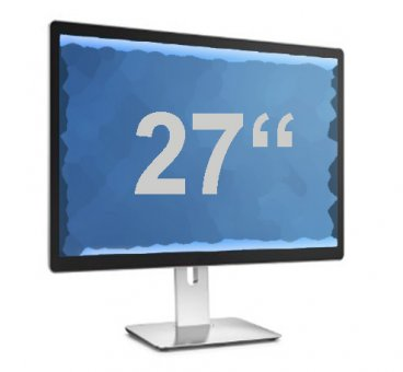 "27"" Bildschirm QHD 2560x1440"