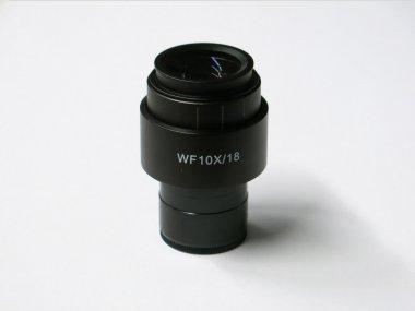 Okular 10x/18 Br. foc. für Primo