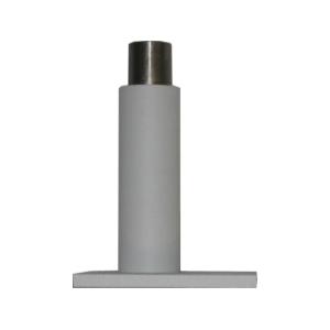 Flexi Aufschraubplatte mit Säule, verschiedene Höhen 250mm