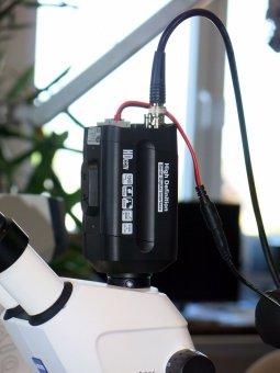 HDMI-Livebild-Mikroskopkamera-system