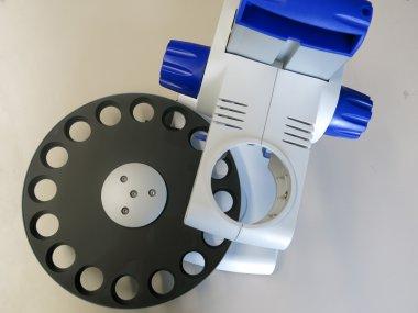 Stativ C LED mit Objektmagazin 16