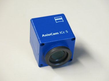 "Zeiss AxioCam ICc5 (FireWire, 5MP, 2/3"")"