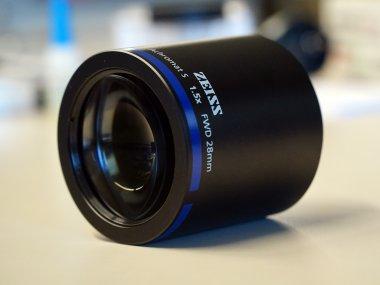 Objektiv Achromat S 1,5x FWD 28 mm