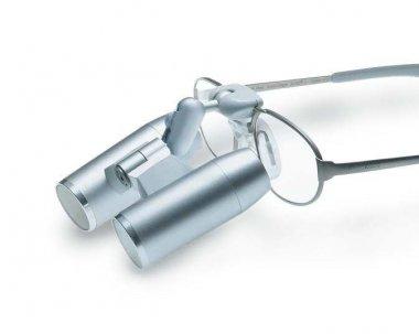 Kopflupe EyeMag Pro F