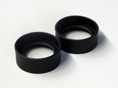 zwei Augenmuscheln (ein Paar)