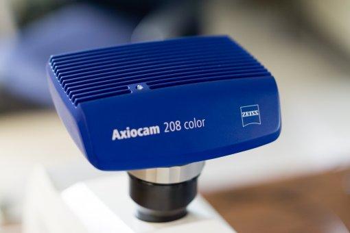 "Mikroskopkamera Axiocam 208 color (USB3, 8MP, 1/2.1"")"