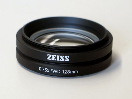 Vorsatzoptik 3 0,75x FWD 128mm