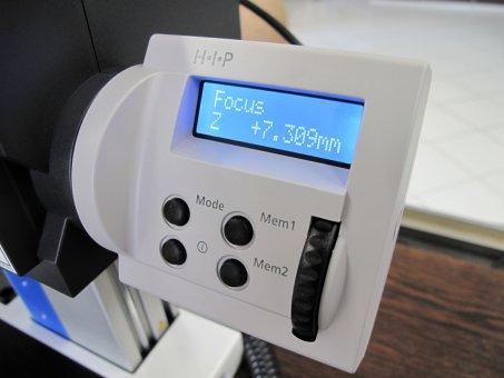 Zeiss Human Interface Panel HIP