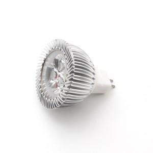 Lampe 12V 3W LED Reflektor GU5,3 - Tageslicht 6000K
