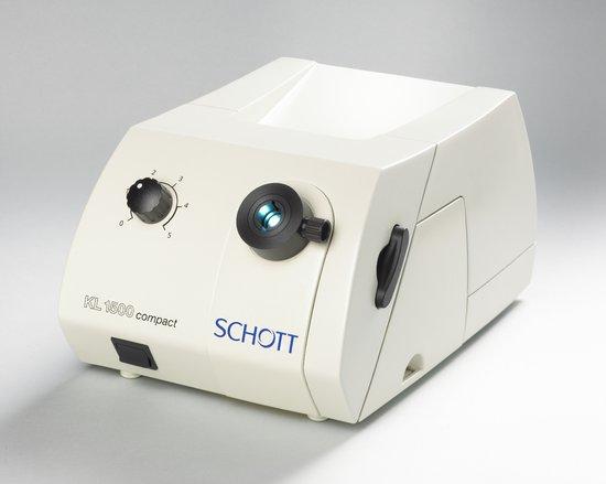 Kaltlichtquelle Schott KL 1500 Compact
