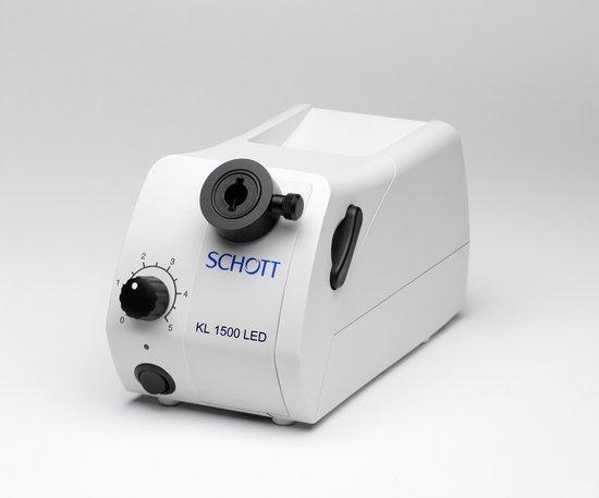 Kaltlichtquelle Schott KL 1500 LED