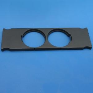 Filterschieber, 2-fach für Filter d=45 mm