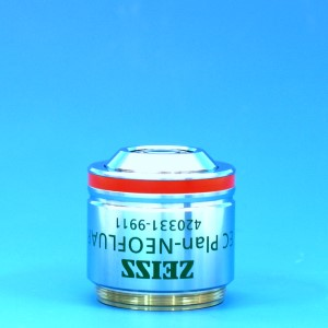 Objektiv EC Plan-Neofluar 5x/0,16 Ph1 M27 (a=18,5mm)