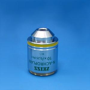 Objektiv N-Achroplan 10x/0,25 Ph1 M27