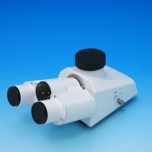 Binokularer Fototubus 20°/23 (100:0/0:100), aufrechtes Bild