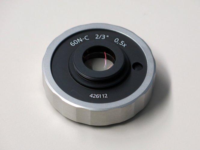 Kamera-Adapter 60N-C 2/3 0,5x