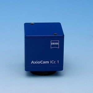 "Zeiss AxioCam ICc1 Rev.4 (FireWire, 1.4MP, 1/2"")"