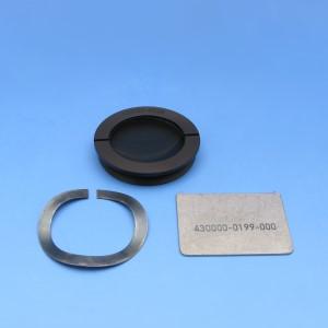 Analysator zum Einschrauben in Tuben Axio Lab.A1 oder in Zwischenplatte für Tuben Axio Scope.A1