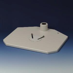 Stativplatte 32 ohne Säule (330x380 mm)