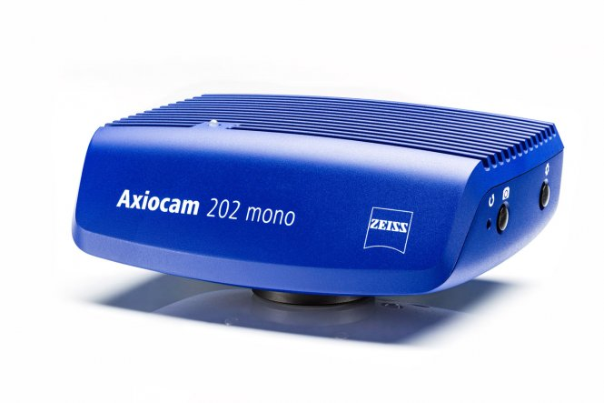 "Fluoreszenzkamera Zeiss Axiocam 202 mono (USB3, 2,4MP, 1/1,2"")"