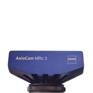 "Zeiss AxioCam MRc 5 (FireWire, 5MP, 2/3"")"
