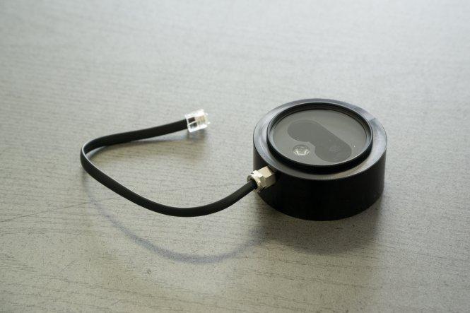 P+L Stemi-Spot K LED Senkrechtbeleuchtung