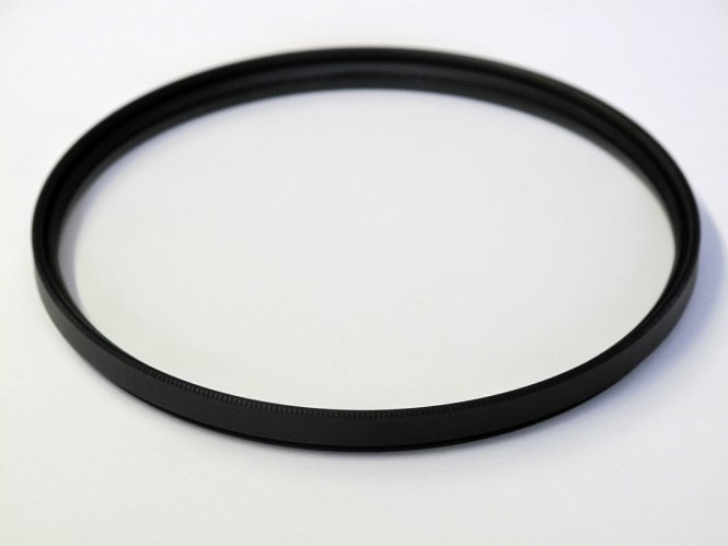 Schutzglas für Ringlicht