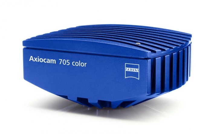 "Mikroskopkamera Axiocam 705 color (USB3, 5MP, 2/3"")"