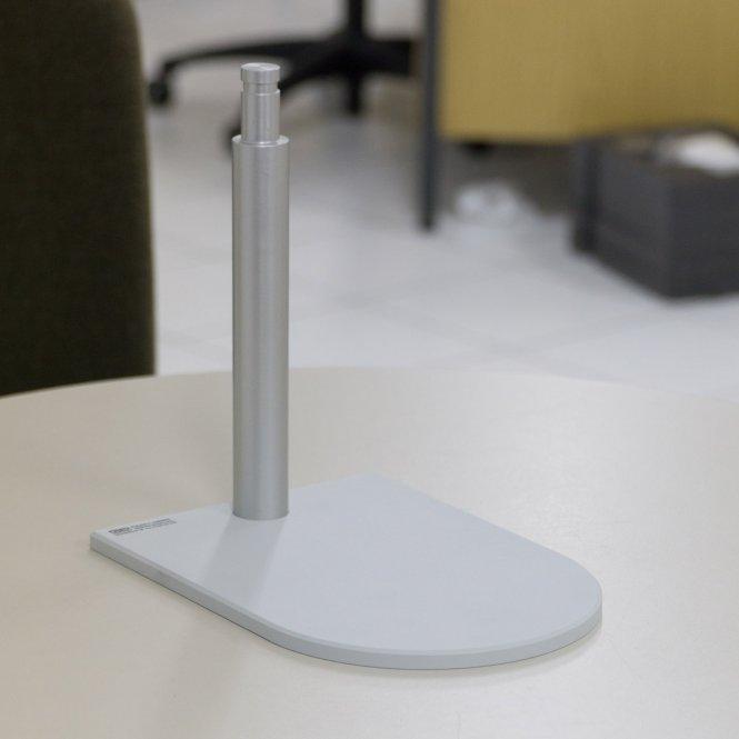 Flexi Mikroskopaufnahme mit Probenhalter / Zusatzplatte