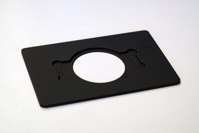 Halterahmen für Petrischalen d=54 mm