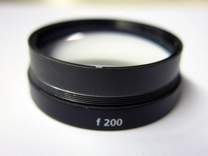 ZEISS Objektiv F200 für Diagnosemikroskop OPMI