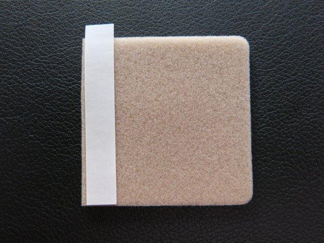 P+L Stomaschutz Solo,Maße: 7x7 cm