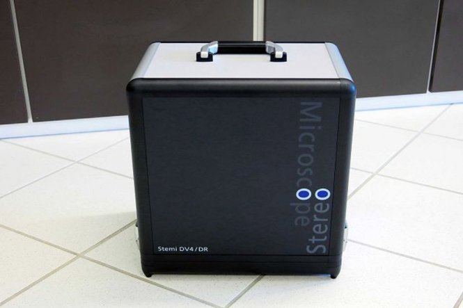 Aufbewahrungsbox Stemibox für DV4, Stativ C