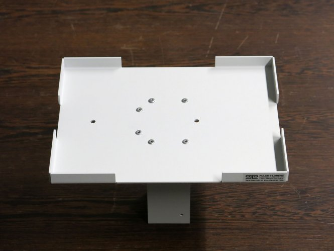Lichtquellenhalterung für Flexi-Federgelenkarm KL1500/1600/2500
