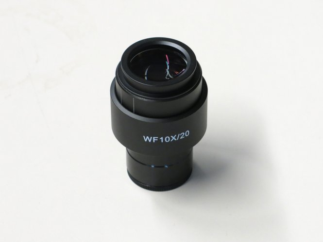 Okular 10x/20 Br. foc. für Primo