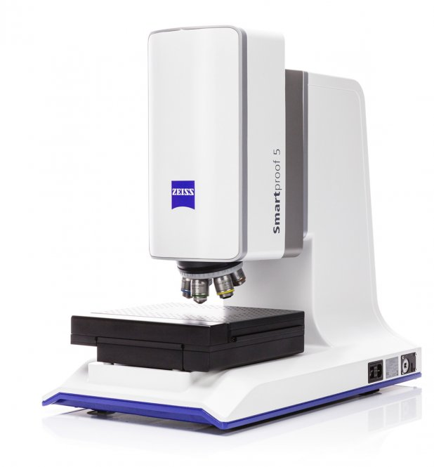 Weitfeld-Konfokalmikroskop Smartproof 5