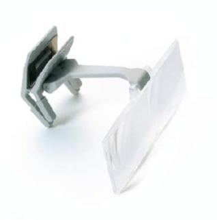 Kopflupe LC mit Brillenclip