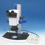 Stereomikroskop SteREO Discovery.V8 mit Grob-/Feintrieb und VisiLED Beleuchtung im Auf- und Durchlicht